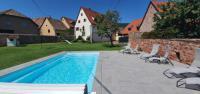 tourisme Pulversheim La Maison d'Emilie