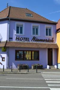 Hotel-Restaurant-Niemerich Pulversheim