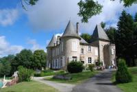 Hotel de charme Meymac hôtel de charme Château Le Mialaret