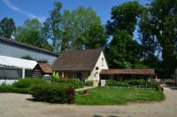 Terrain de Camping Sailly Flibeaucourt Location en Mobil home au Camping Le Val de Trie