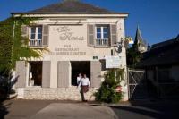 Hôtel Chemillé sur Indrois hôtel Le Clos aux Roses