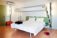 Hotel Fasthotel Territoire de Belfort ibis budget Belfort Gare