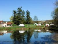 gite Cuiry lès Chaudardes Yourtes du Moulin Bertrand
