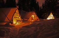 gite Nancy sur Cluses Altipik - Lodges Insolites