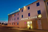 Hotel Fasthotel Chaveyriat Première Classe Bourg-En-Bresse  Montagnat