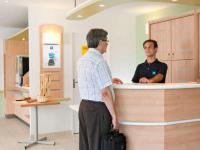Hôtel Bertrimoutier hôtel ibis budget Saint Dié des Vosges