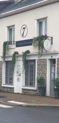 Location de vacances Arnac Pompadour Location de Vacances Le 7 Auberge - Restaurant