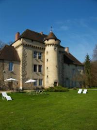 Gîte La Chapelle Taillefert Gîte Château de la Chassagne