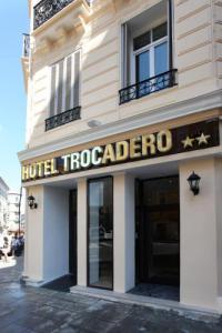 Hotel Fasthotel Alpes Maritimes Trocadero