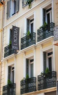 Hôtel Cannes Hotel l'Hotera et Sauna