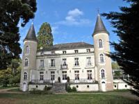 Hôtel Chaumussay hôtel Château Les Vallées
