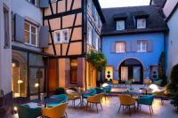 Hôtel Alsace hôtel Le Colombier