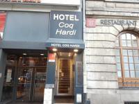 Hôtel Brognon Hôtel Coq Hardi