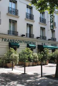 Hotel pas cher Paris 14e Arrondissement hôtel pas cher Transcontinental