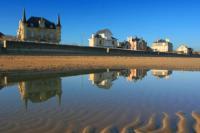 Hotel en bord de mer Calvados Châlets Les Tourelles