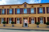 Hôtel Lelin Lapujolle Hôtel Restaurant du Commerce