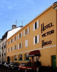 Hôtel Dijon Hotel Victor Hugo