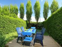 gite Honfleur Le Garden 1