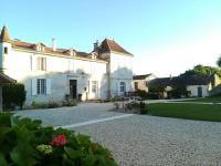 Hôtel Soyaux hôtel Domaine de Montboulard