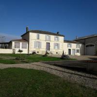 chambrehote Châteauneuf sur Charente Gîte L'En Haut des Vignes