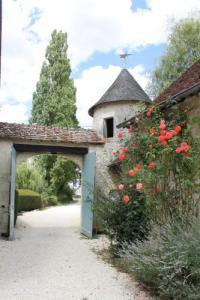 Hôtel Chemillé sur Indrois hôtel Manoir de la Foulquetiere