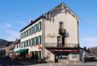 Hôtel Vèze Hotel des voyageurs Chez Betty