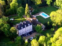 Hotel 4 étoiles Beaune hôtel 4 étoiles Château de Challanges