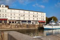 Hôtel Honfleur hôtel Best Western Le Cheval Blanc - Vieux Port