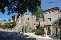 Hôtel Saint Pons la Calm hôtel Prieuré d'Orniols