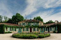 Chateau-de-l-Isle--Chambres-d-Hotes Castelnau de Médoc