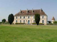Hôtel La Tour Blanche hôtel Château du Bourbet