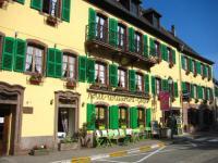 Hôtel Hinsbourg Hotel Restaurant Aux Trois Roses