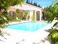 gite Avignon Hacienda les Mimosas