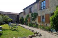 Chambre d'Hôtes Montilliers Le Mas d'Anjou