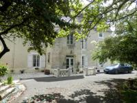 Hôtel Paizay Naudouin Embourie hôtel Château Ardilleux