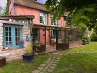 Hôtel Chaufour lès Bonnières hôtel Les Rouges Gorges