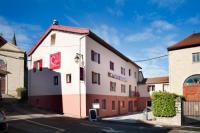 Hotel Fasthotel Annoisin Chatelans Comptoir et Dépendances