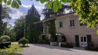 Hôtel Tarn hôtel Château du Vergnet