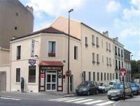 Hotel Fasthotel Vitry sur Seine Hotel des Bains