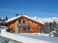 gite Nancy sur Cluses Marie Mont Blanc