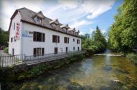 Hotel Fasthotel Franche Comté Le Jardin de la Rivière
