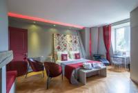 Hôtel Mulhouse hôtel Peonia at home