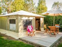 Terrain de Camping Artins Location en Mobil home au Camping Le Lac des Varennes