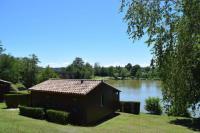 Terrain de Camping Midi Pyrénées Camping - Village Vacances du Lac