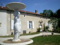 gite Les Hauts de Chée Maison de vacances-Gite Le Château de Mouzay