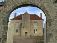 gite Corbigny Le Vieux Château