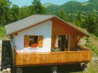 Location de vacances Le Ménil Location de Vacances Chalet Les Chalets Des Ayes 7