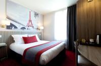 Hotel Fasthotel Paris 7e Arrondissement Avia Hôtel Saphir Montparnasse