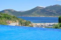 Hotel en bord de mer Haute Corse Stella Marina