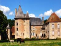 Chambre d'Hôtes Saint Pourçain sur Sioule Château du Max